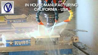 USA - VELOX CNC - CNC ROUTER MANUFACTURE - ORANGE, CALIFORNIA