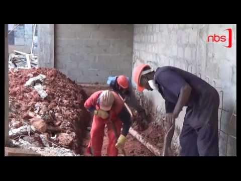 Mulago Hospital Renovation Update