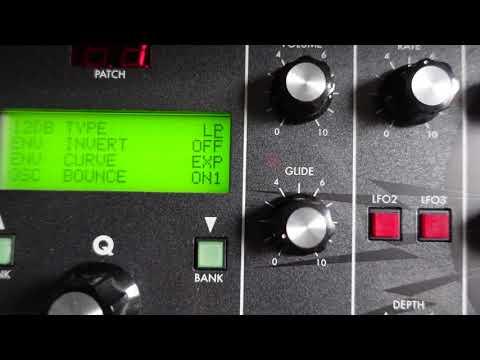Studio Electronics SE-1X to SE-3X Rom Chip upgrade