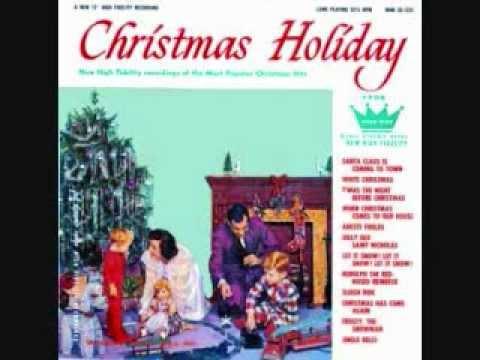 Christmas Holiday (Full Album) Waldorf Music Hall 1955 [MHK 33-123] (Vinyl)