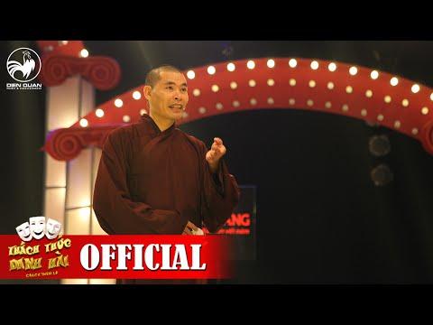 Thách Thức Danh Hài mùa 2  Sư Thầy tham gia gameshow hài