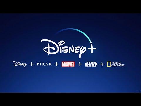Disney Plus First look