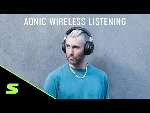 Shure - Lançamentos Fones AONIC True Wireless e Noise Cancelling
