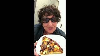 "Epi #9 stars Frozen Pizza in Marla's ""What Will I Eat Next during the Covid""."