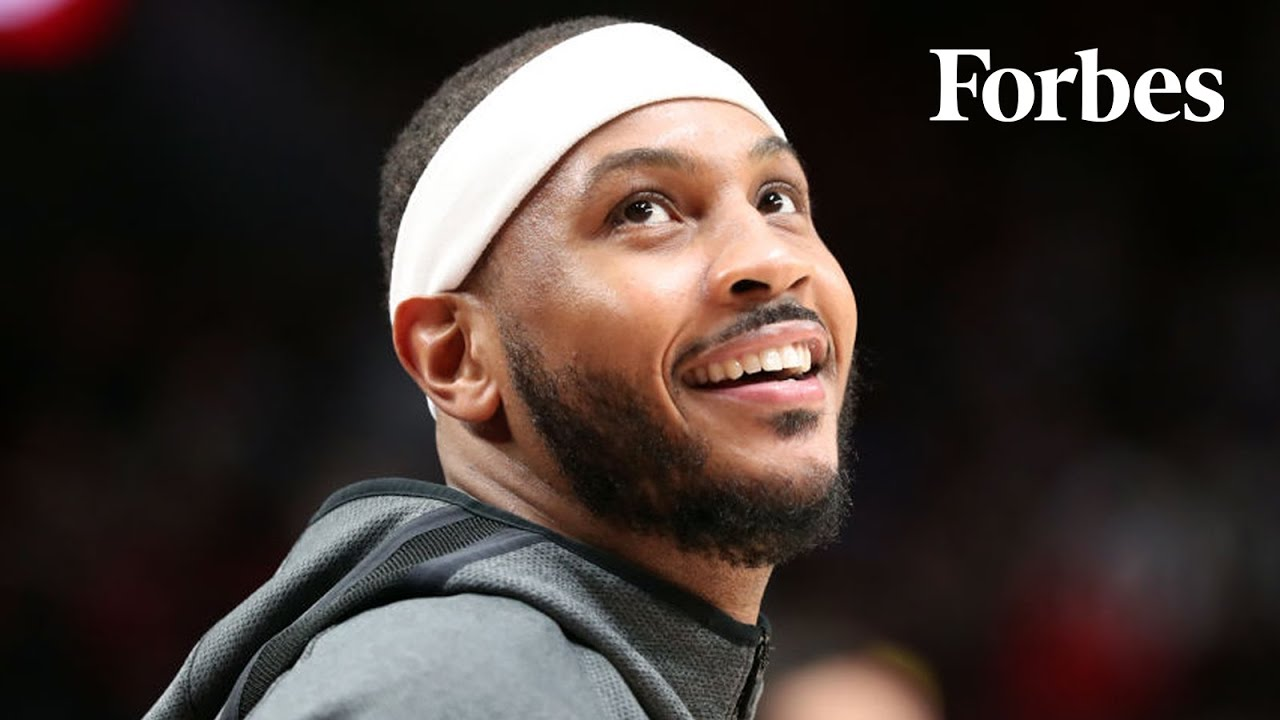 Carmelo Anthony Gets Personal, Finally Sharing The Story Behind His Journey To The Lakers   Forbes