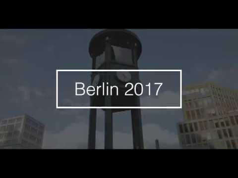 On the roofs of Berlin Cinematic | GoPro Hero5 DJI Osmo Mobile
