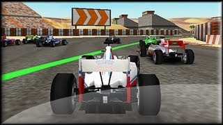 Open Wheels Grand Prix Game