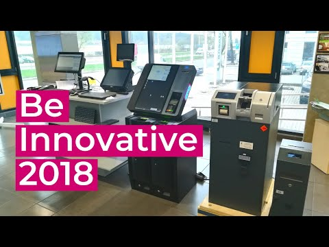 Hansab Lithuania event BE INNOVATIVE 2018