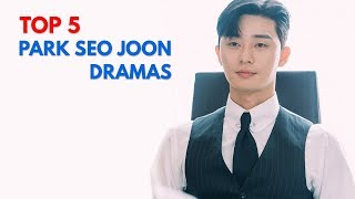 Top 5 Park Seo Joon Korean Dramas