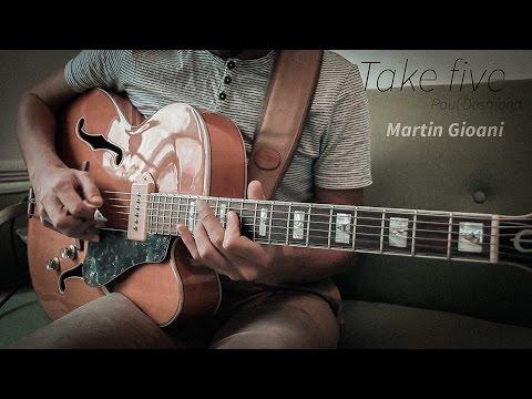 Take Five (Desmond/Brubeck) + Free TAB + Backing Track