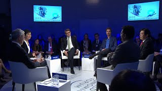 Basic Income at the World Economic Forum of Davos