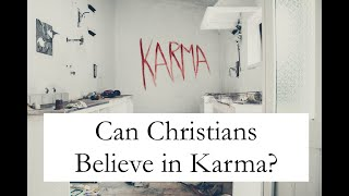 Hey Father Alex #28 - Can Christians believe in Karma?