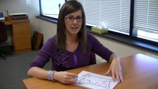 How Does A Coloring Book Page Help With Lazy Eye or Amblyopia?