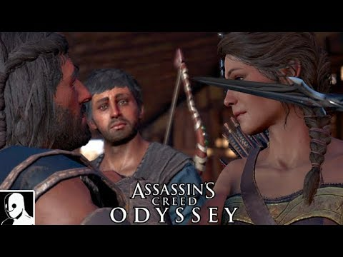Assassin's Creed Odyssey Episode 2 Schattenerbe DLC Deutsch #5 - Kleine Romanze? thumbnail