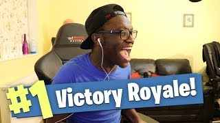 One of Deji's most viewed videos: WE WON USING SECRET GLITCH (Fortnite: Battle Royale)