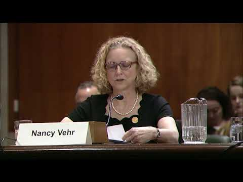Wyoming's Nancy Vehr: Cooperative Federalism Can Help States Achieve Environmental Goals