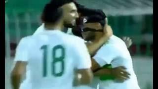 اهداف مباراة الجزائر وليسوتو 0-6