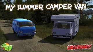 My Summer Car & My Summer Camper Van