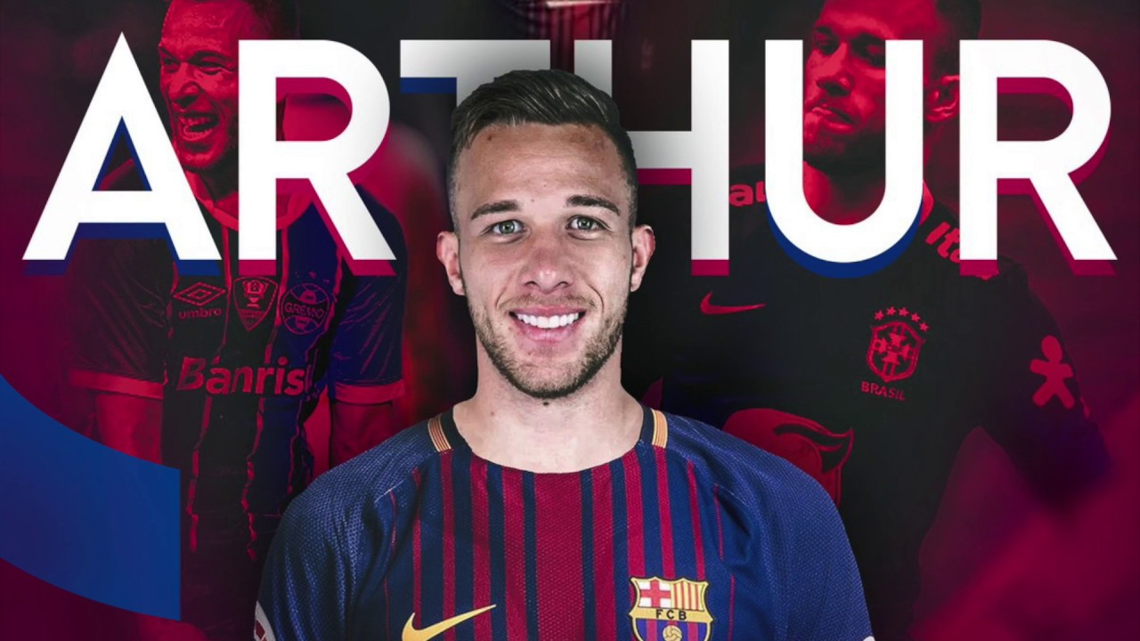 Image result for barcelona arthur