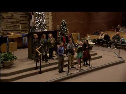 Faribault Lutheran School 2018 Christmas Service
