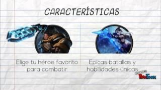 Presentación Battlelands