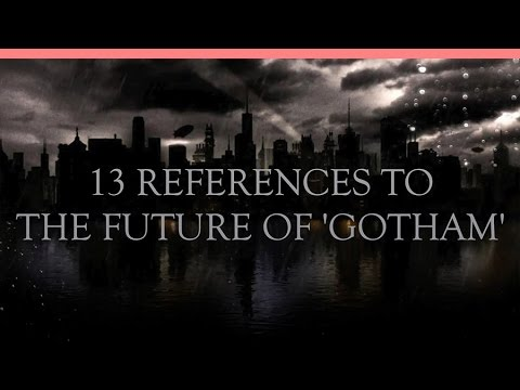 13 times Gotham hinted to Batman's future