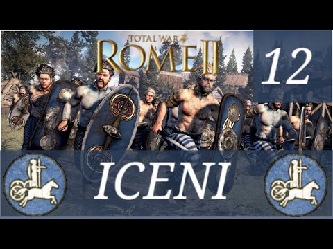 Let's Play Total War Rome 2:Iceni Survival Challenge #12
