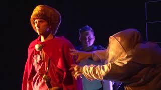На сцене Полесского драматического театра - премьера