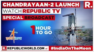 Republic TV Speak To Scientists At Sriharikota As Countdown To Chandrayaan 2 Mission Launch Is On