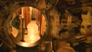 U-Boat Museum Hamburg, Germany
