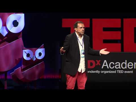 The Brave New World of new media | Pavlos Tsimas | TEDxAcademy