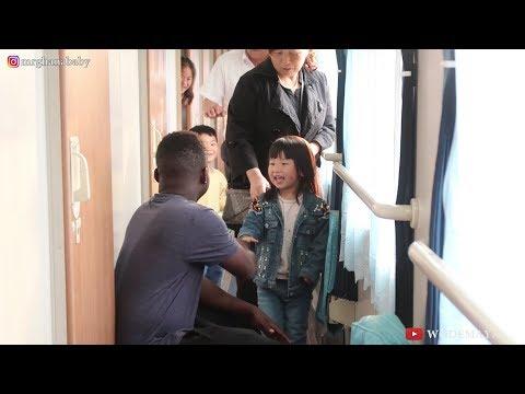 Sleeping Inside China's Slow Speed Train