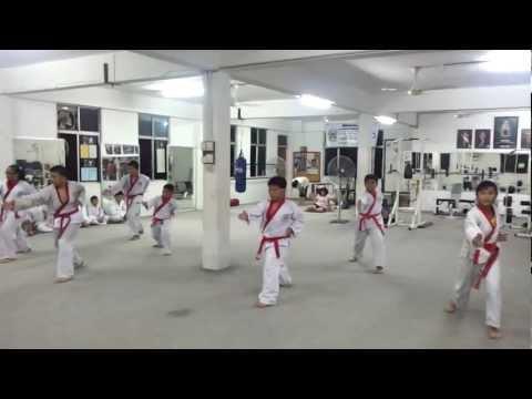 Limbang Soo Bahk Do Black Belt Shim Sa 20120629.mp4