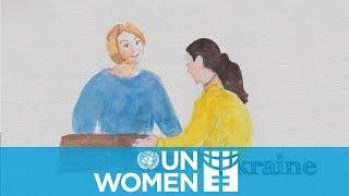 Расширяя права и возможностей ВИЧ-позитивных женщин - история Елены, Украина