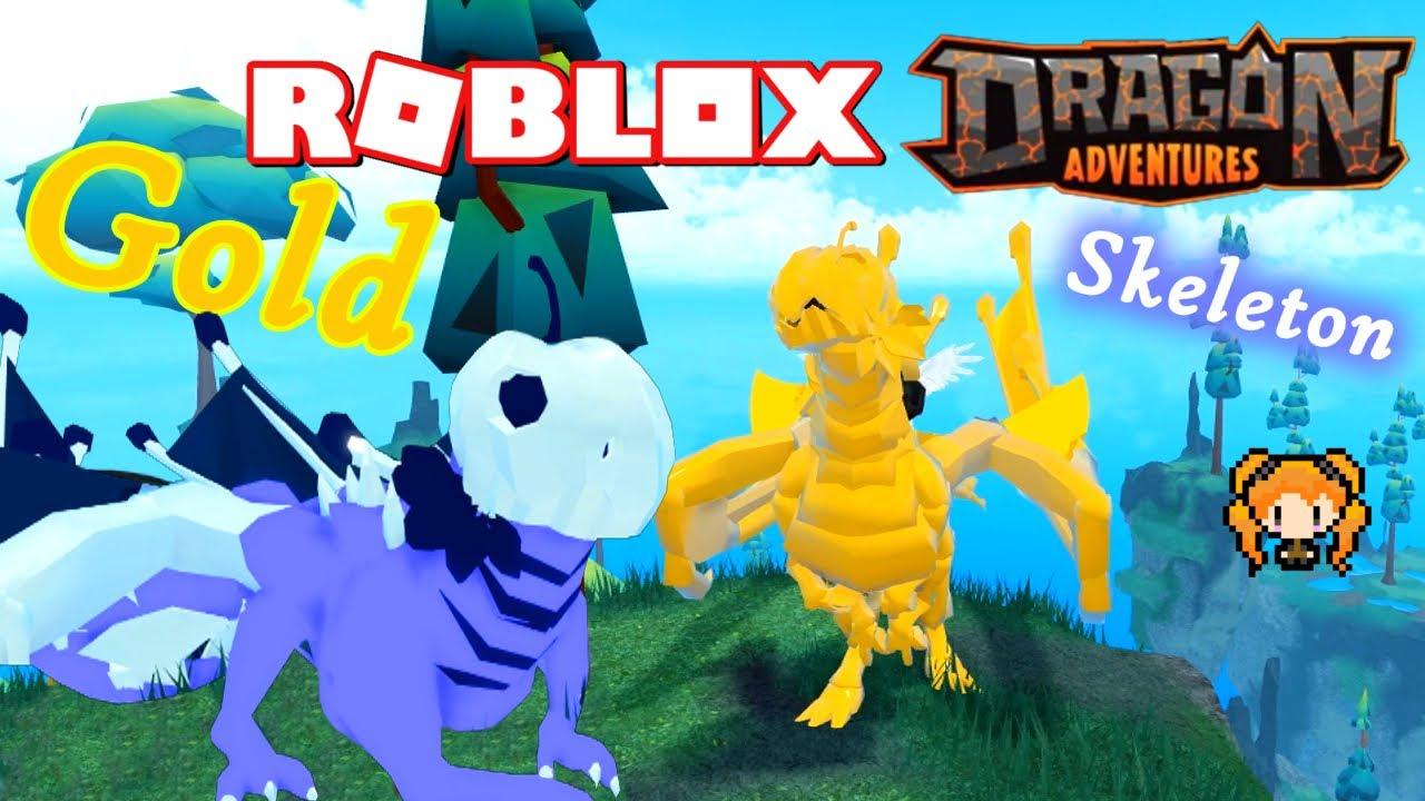 Roblox Dragon Adventures Skeletor