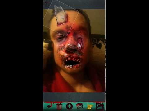 FrightCam - Halloween Zombie & Monster Face Maker - Horror FX Photo Editor - Ugly Horrific Selfies