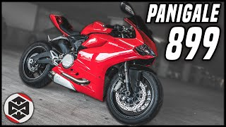 Ducati Panigale 899 | First Ride Review!
