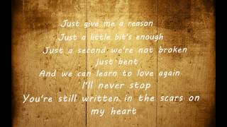 Just Give Me A Reason - Savannah Outen ft Jake Coco Lyrics