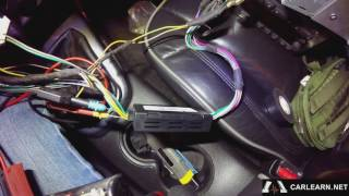 Hummer H3 2009. Хрипение в колонках, низкая громкость нештатной магнитолы.