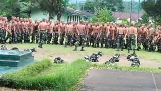 Pendidikan calon tamtama (TNI)
