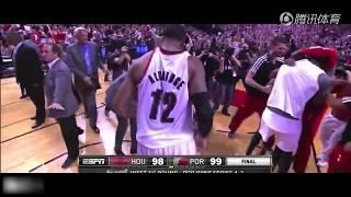 |NBA絕殺後的球員反應如何?杜蘭特最為低調庫里騷氣十足|