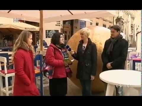 MARINA MEDVED PULIĆ, ZAGREB – BOGOVIĆEVA ULICA, 12.12.2014.