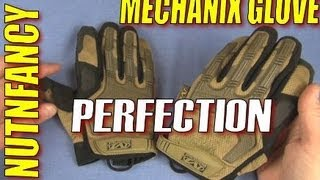 """Mechanix Glove Perfection: Fastfit, M-Pact Models"" by Nutnfancy"