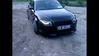 audi a4 b6 quattro b7 front with rieger kit tuning stuning part 02