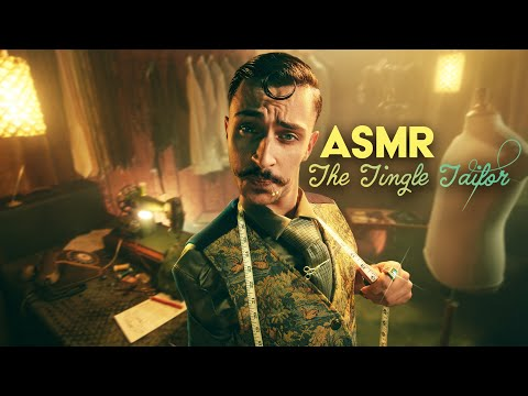 The Tingle Tailor EP#1 🧵ASMR ROLEPLAY