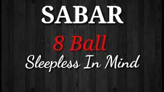 Download Lagu 8 Ball ft Ninja Turtles - Sabar (Lirik) mp3