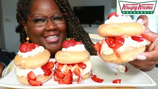 ... ingredients:1/2 dozen krispy kreme doughnuts (i bought mine from the shoppe)1 p...