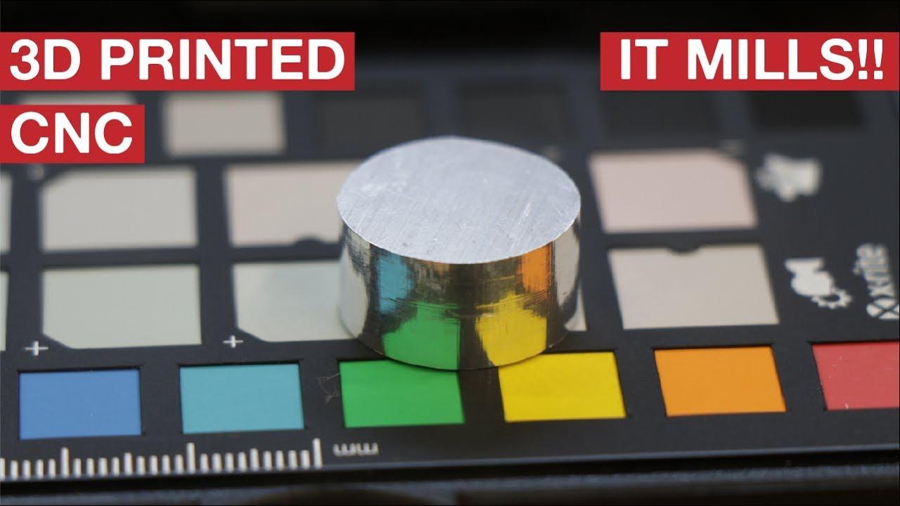 Ivan Miranda Built a 3D-Printed CNC Router - Hackster Blog