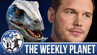 Jurassic World Fallen Kingdom - The Weekly Planet Podcast