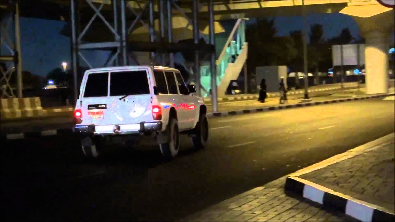 Patrol Nismo >> Nissan Patrol Wheelspin in Dubai, U.A.E Full HD!!! - YouTube